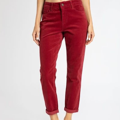 KanCan KanCan Wine Soft Relaxed Crops