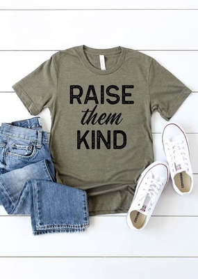 Bella Canvas Raise Them Kind Tee