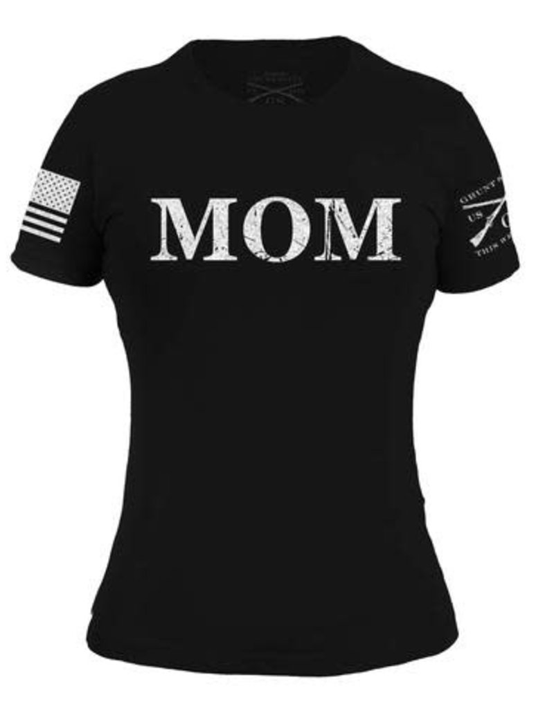 Grunt Style Grunt Style Mom Defined Womens Tee (Runs Small)