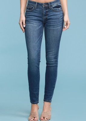 Judy Blue Judy Blue Non-Distressed Skinnies - Medium Wash
