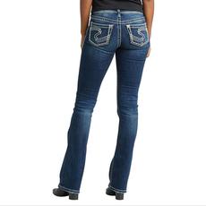 SILVER JEANS Suki Bootcut Silver Jeans