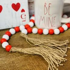 Wine & Sparkle Wooden Garlands