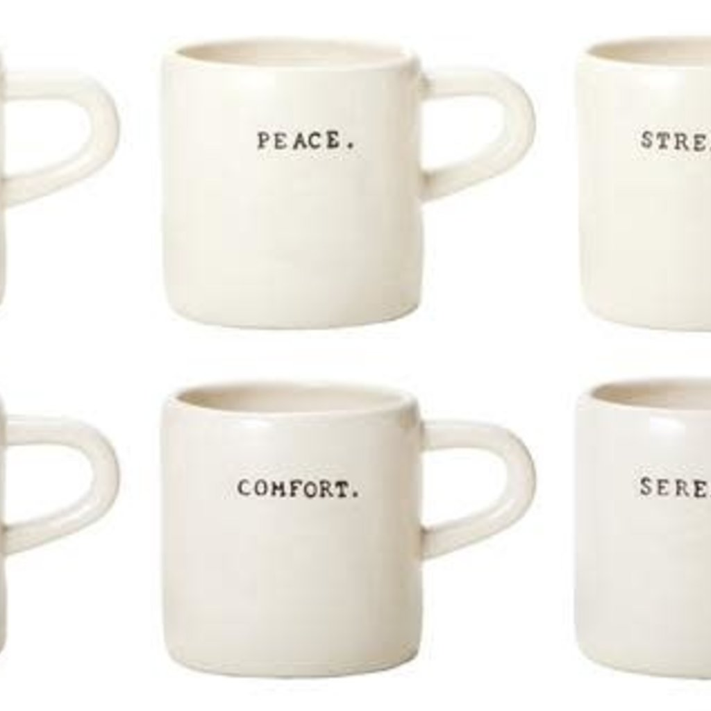 Rae Dunn Rae Dunn Words Mugs