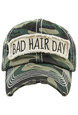 Your Fashion Wholesale Bad Hair Day Vintage Hat
