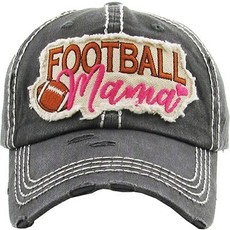 Your Fashion Wholesale Football Mama Vintage Hat