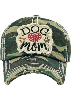 Your Fashion Wholesale Dog Mom Vintage Hat