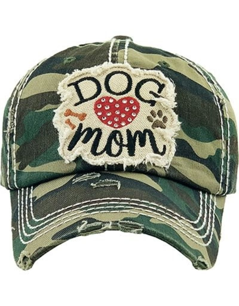 Your Fashion Wholesale Dog Mom Vintage Hat