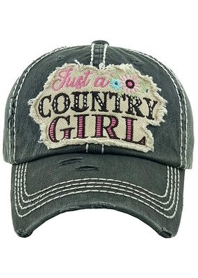 Your Fashion Wholesale Country Girl Vintage Hat