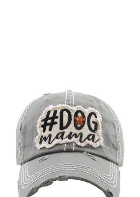 #Dog Mama Vintage Hat