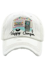Your Fashion Wholesale Happy Camper Vintage Hat