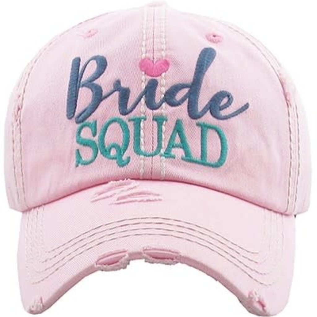 Your Fashion Wholesale Pink Bride Squad