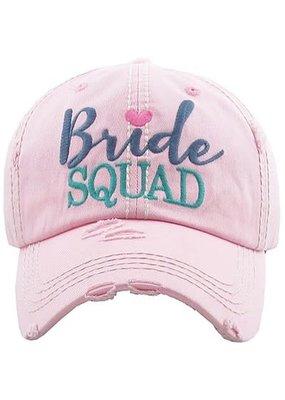 Your Fashion Wholesale Pink Bride Squad