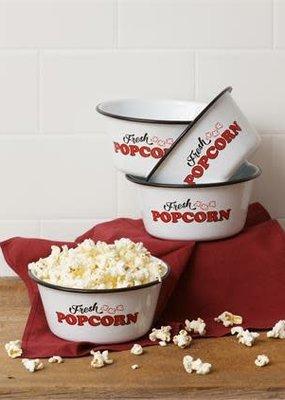 Audrey's Popcorn Bowls Set of 4