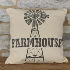 Audrey's Farmhouse Throw Pillow