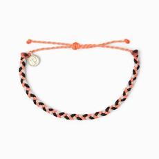 Electric BoHo Mini Braided Bracelet