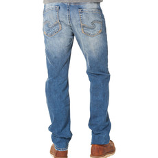 SILVER JEANS Mens Silver Grayson - Easy Fit