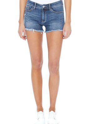 Judy Blue Judy Blue Cut Off Denim Shorts