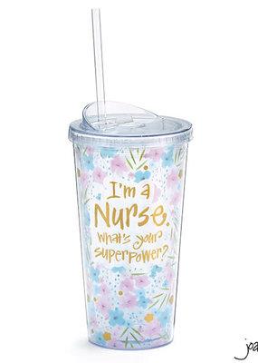 Burton and Burton Nurse Superpower Travel Cup