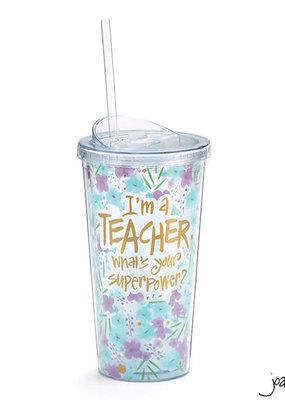 Burton and Burton Teacher Superpower Travel Cup