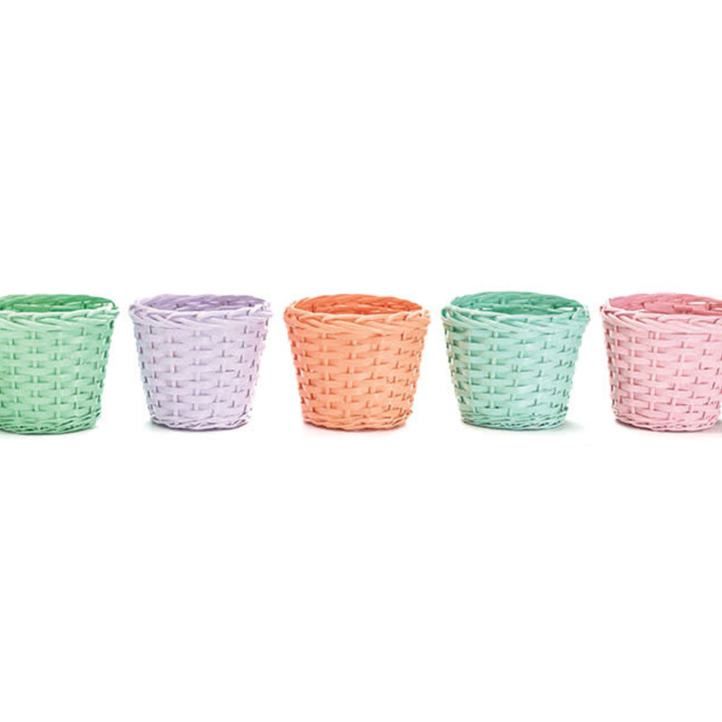"Burton and Burton 6"" Easter Colored Pot Covers"