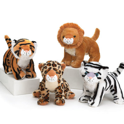 Burton and Burton Wild Animal Plush