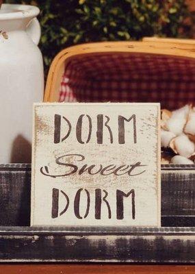 Pine Designs Dorm Sweet Dorm Tile