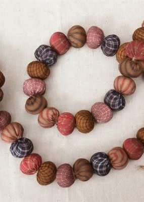 Mullberry Fabric Garland