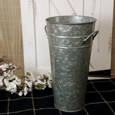 Mullberry Galvanized French Pot