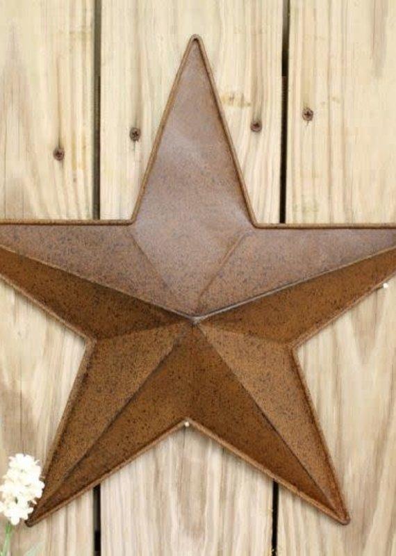 "Mullberry 15"" Rusty Star"