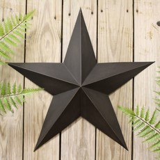 "Mullberry 24"" Antique Black Star"