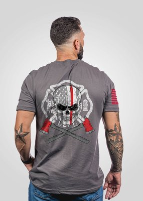 NINE LINE Gray Fear No Flame - Nine Line (S-2XL)