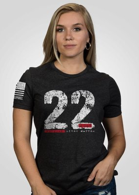 NINE LINE GRAY 22 A Day - Nine Line (S-2XL)