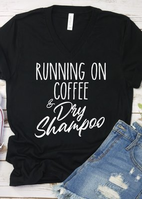 LTB Coffee & Dry Shampoo Graphic Tee (S-3XL)