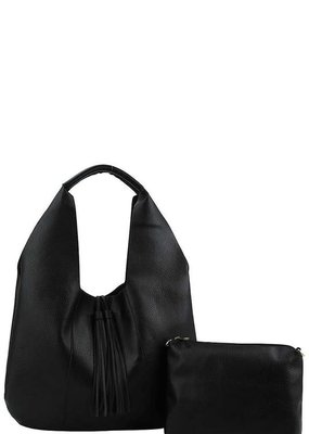 Applejuice 2in1 Hobo Tassel Bag