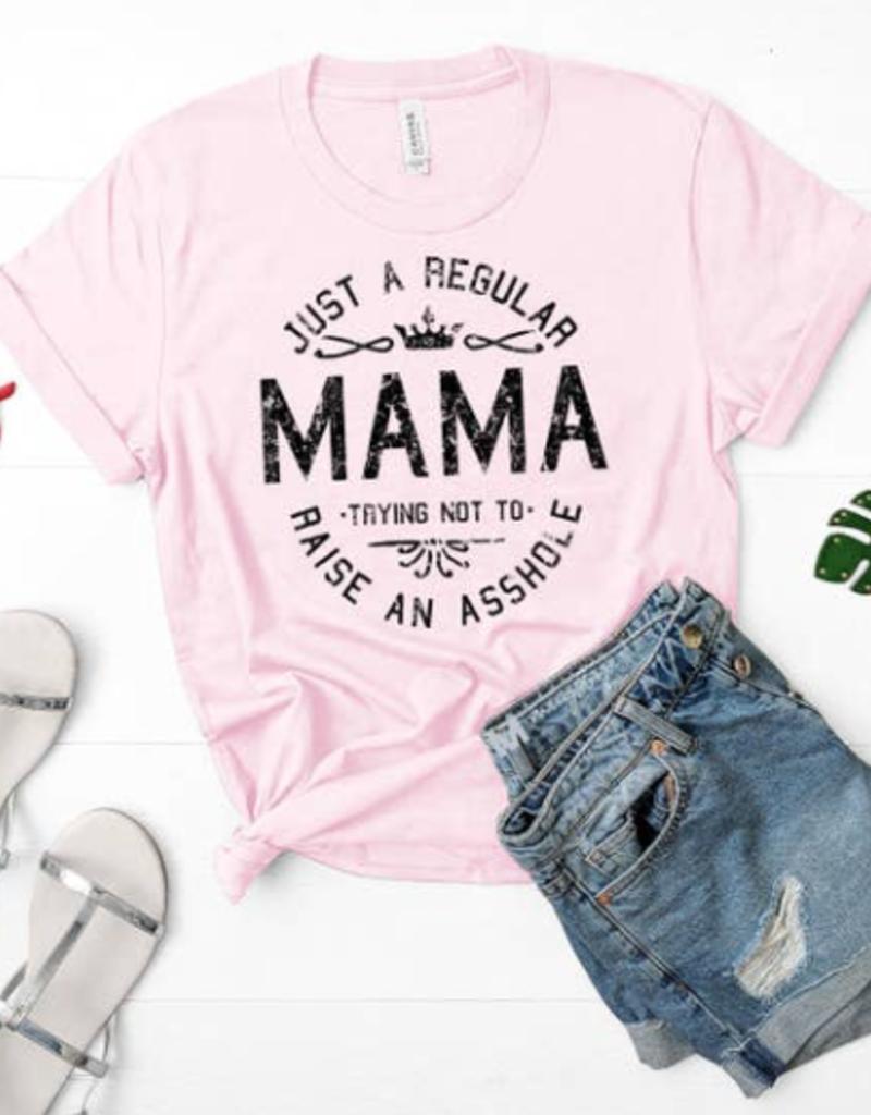 Mugsby Just a Regular Mama - Pink