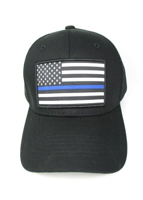 Too Too Hat Thin Blue Line Hat - Snap Back
