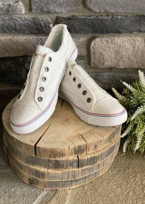 Blowfish White Blowfish Sneakers