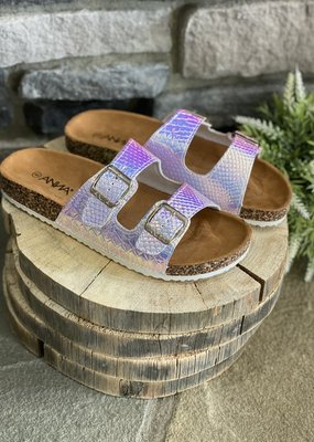 Appleblossom Mermaid Strap Sandals