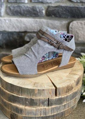 Blowfish Blowfish Grey Sandals