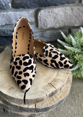 Ccocci Leopard Flats