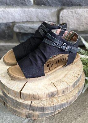 Blowfish Blowfish Black Rancher Sandals