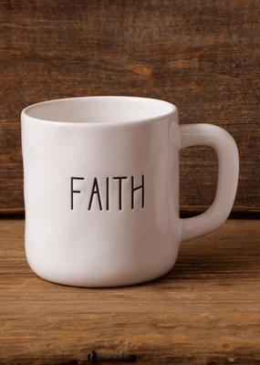 Mullberry Faith Ceramic Mug