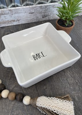 Rae Dunn Rae Dunn Stem Print Bake Dish