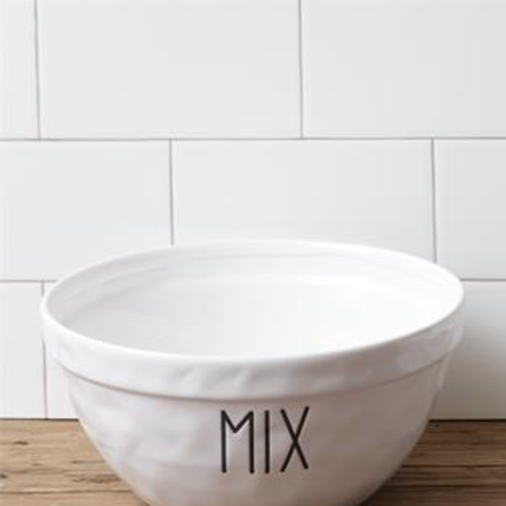 Mullberry Ceramic Mixing Bowls - Mix/Whip/Beat (Sold Separately)
