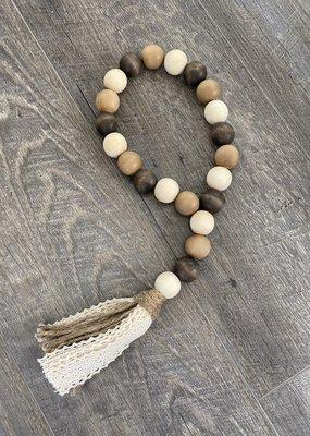 Audrey's Farmhouse Coffee Loop Beads