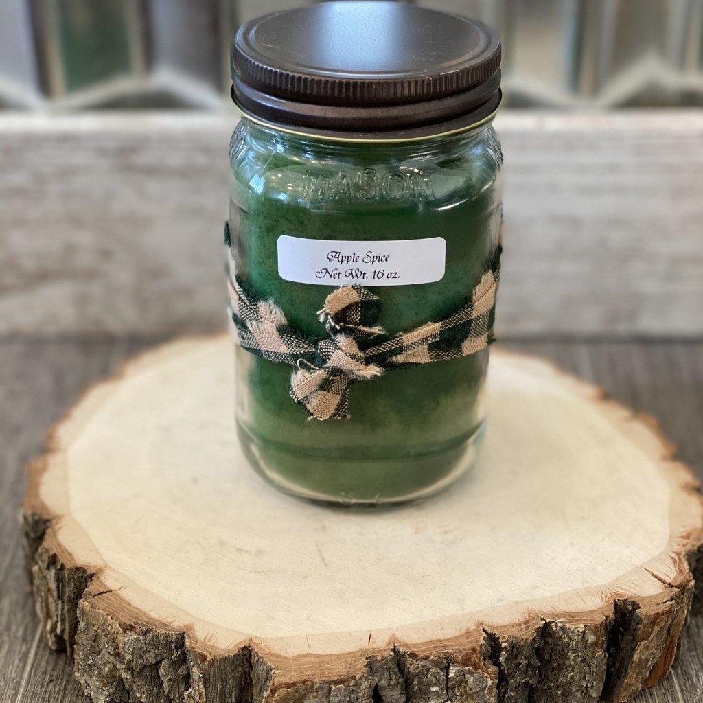 Audrey's Farmhouse Candle - Apple Spice