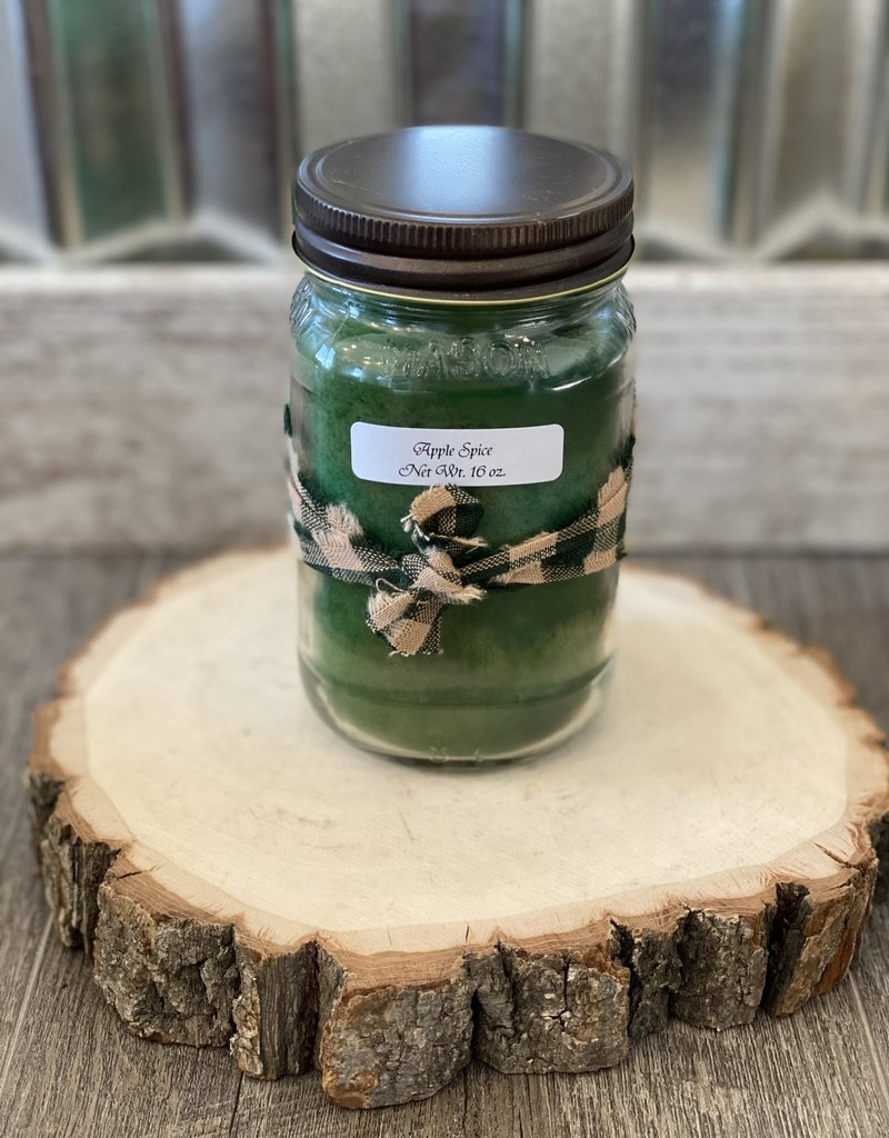Audrey's Farmhouse Candle - Apple Spice