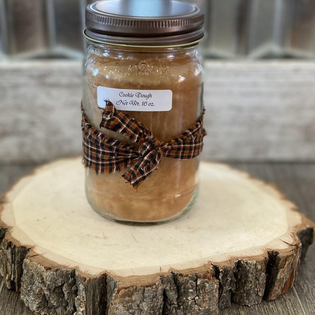Audrey's Farmhouse Candle - Cookie Dough