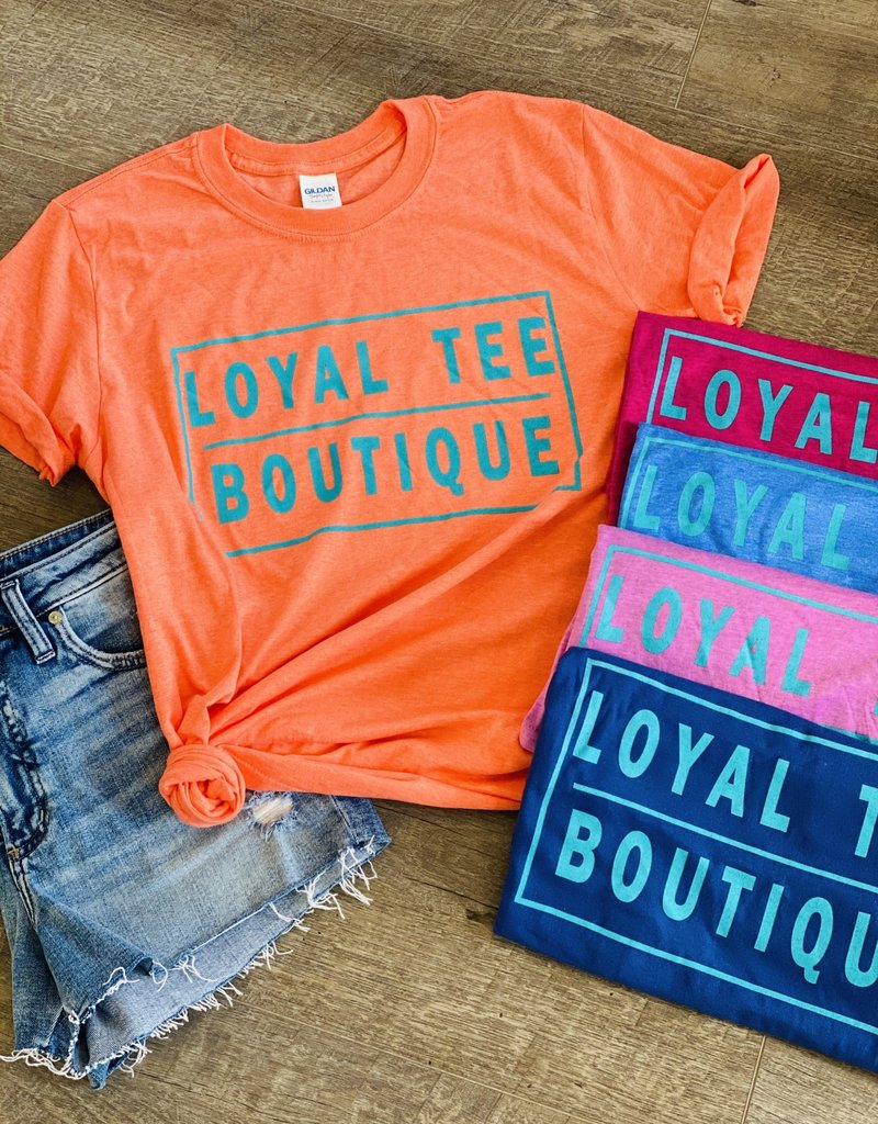 LTB Loyal Tee Boutique Tee (S-3XL)