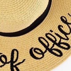 urbanista Out of the Office Sun Hat - Natural